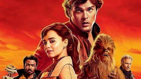 Une scène coupée de Solo avec Han et Qi'Ra