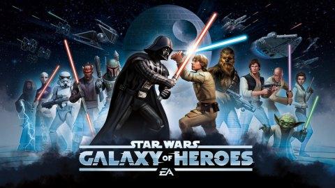 Jango Fett et le vaisseau de Cad Bane arrivent dans Galaxy of Heroes