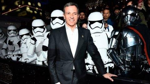 Bob Iger annonce un ralentissement des sorties de films Star Wars !