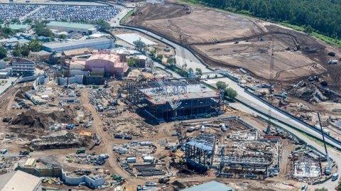 Disneyland Californie modifie l'organisation du parc