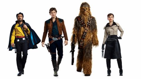 Notre Interview des Concepteurs des Costumes de Solo a Star Wars Story