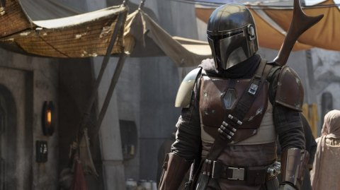 Première Photo de The Mandalorian, la Série TV Live Star Wars !