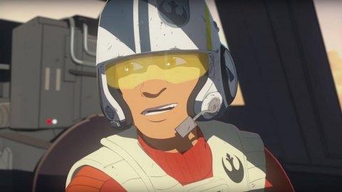 Une date de sortie française pour Star Wars Resistance !