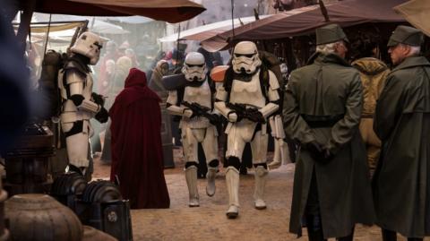 L'Empire sera bien présent dans la série The Mandalorian