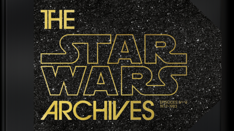 The Star Wars Archives: 1977-1983, les secrets de la première Trilogie