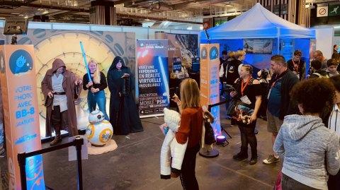 Planète Star Wars au Paris Manga et SciFi Show