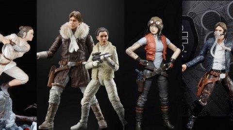 Hasbro nous dévoile les Exclusivités Star Wars à gagner au Comic Con