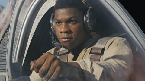 John Boyega dévoile comment il a obtenu son rôle dans Star Wars