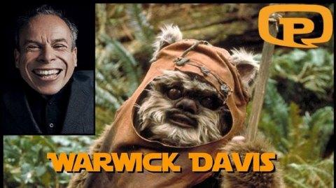 Une grande figure de l'univers Star Wars en dédicace chez Pulp's !!!!