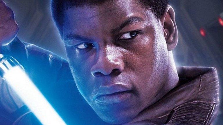 Un sabre-laser pour Finn dans l'Episode IX ?