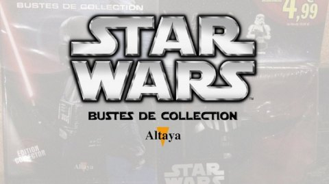 Review des Bustes Star Wars d'Altaya : épisode 7
