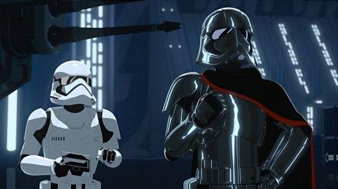 Star Wars Résistance  se déroulera bientôt en même temps que les films