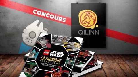 CONCOURS : Gagnez Lego Star Wars : La Fabrique Galactique
