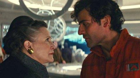 L'épisode IX représentera Leia d'une belle manière selon Oscar Isaac