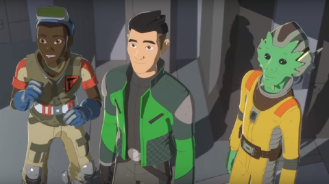 Trailer du prochain épisode de Resistance : The Plateforme Classic