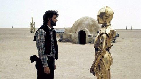 George Lucas de retour à la réalisation d'un Star Wars?