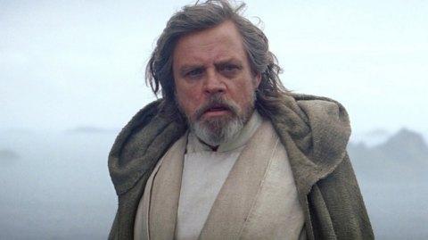 Une photo inédite de Luke dans « Le Réveil de la Force » dévoilée