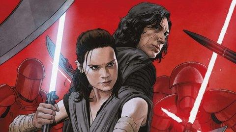Panini : Les Derniers Jedi sortira le 2 janvier