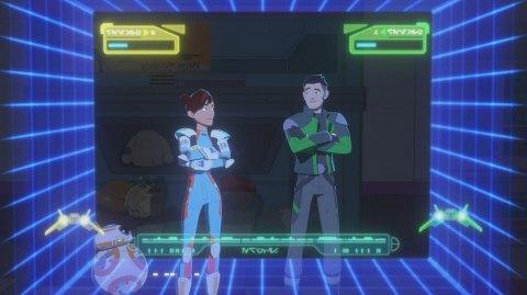 Images et vidéo de l'épisode de Resistance :  Secrets and Holograms
