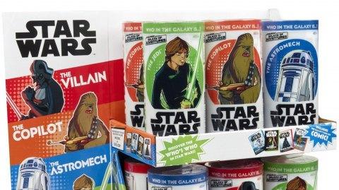Hasbro dévoile sa ligne de produits pour Galaxy of Adventures