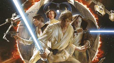 Review : coffet Star Wars tome 1 : Skywalker Passe à l'Attaque