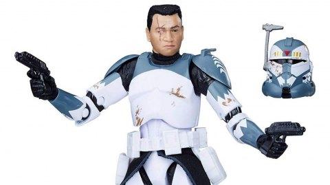 Hasbro: le Commandant Wolffe en pré-commande