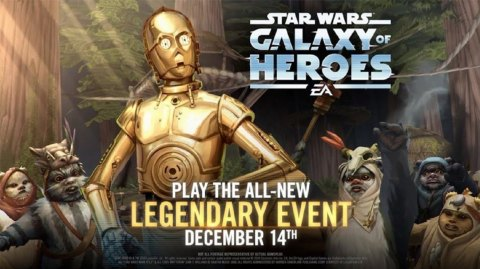 C-3PO arrive sur l'holotable de Galaxy of Heroes