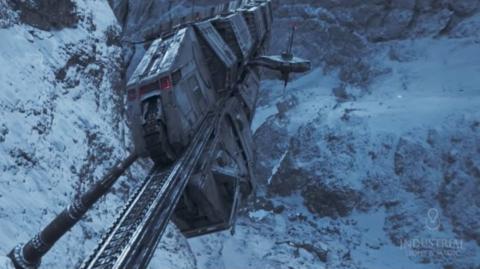 ILM dévoile une nouvelle vidéo des effets spéciaux de Solo