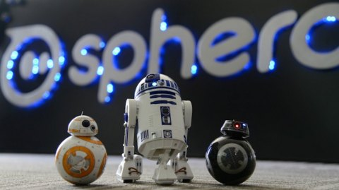Sphero arrête la production des droïdes Star Wars