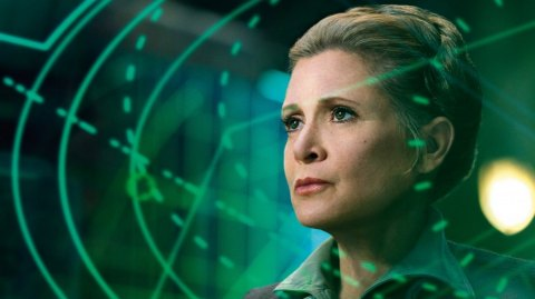 Le retour de Carrie Fisher dans l'Episode IX