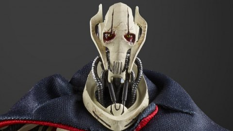 Hasbro Black series: Le Général Grievous disponible en précommande