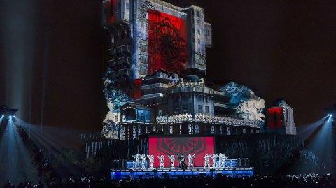 La Saison Légendes de la Force est arrivée à Disneyland Paris