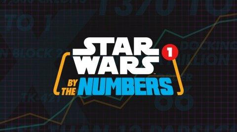 Une nouvelle série sur YouTube: Star Wars: En chiffres