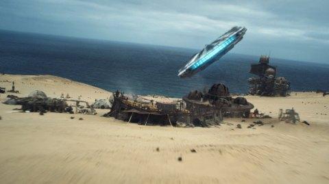 Solo nommé pour l'Oscar des meilleurs effets visuels