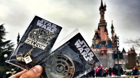 Retour sur la série de Pin's de Patrice Girod avec Disneyland Paris