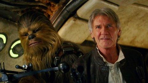 Un concept art de l'épisode VII dévoile une autre intro pour Han Solo