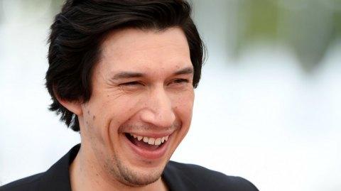 Adam Driver et l'art d'éviter les questions sur Star Wars
