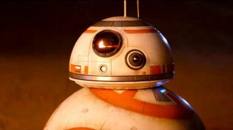 BB-8 a terminé le tournage de l'épisode IX