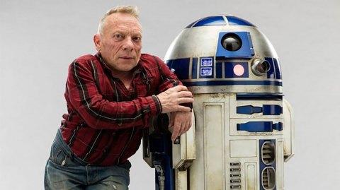 Jimmy Vee a terminé le tournage de l'Épisode IX en tant que R2-D2