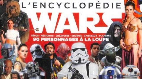 Ciné Saga n°26 : L'Encyclopédie Star Wars est en kiosque