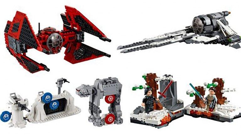 ToyFair 2019 : Photos officielles des nouveaux sets LEGO