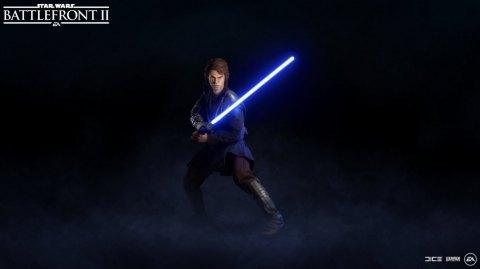 Anakin Skywalker débarque dans Star Wars Battlefront II