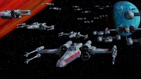 Le X-Wing de Luke est-il de retour dans l'Épisode IX?