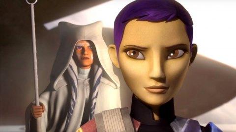 Dave Filoni imagine la quête pour retrouver Ezra après Rebels