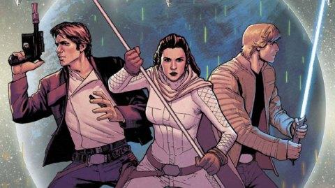 Panini : Le magazine de comics Star Wars 012 est disponible