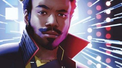 Review : Lando : Quitte ou Double, chez Panini