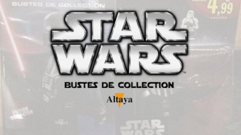 Review des Bustes Star Wars d'Altaya : épisode 11