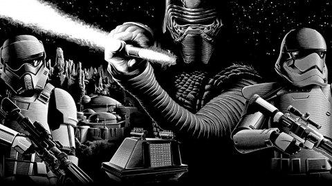 Hasbro Black Series : Le Premier Ordre à l'honneur au Galaxy's Edge ?