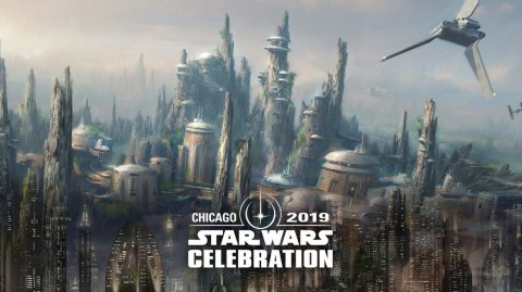 Un panel Star Wars : Galaxy's Edge pour Celebration Chicago