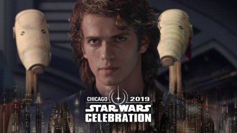 Hayden Christensen sera à Star Wars : Celebration Chicago !